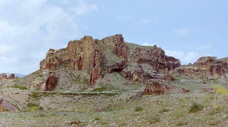 Chimtou, a Római Birodalom egykori kőfejtője