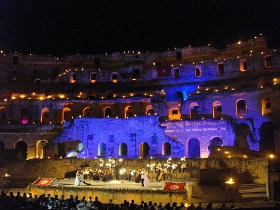 Nemzetközi koncert-fesztivál, Douga