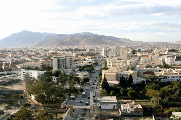 Gafsa, Tunézia 9. legnagyobb városa
