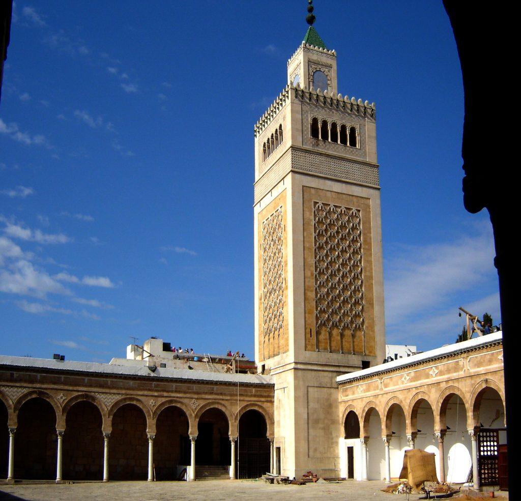 Zitouna-mecset, Tunisz