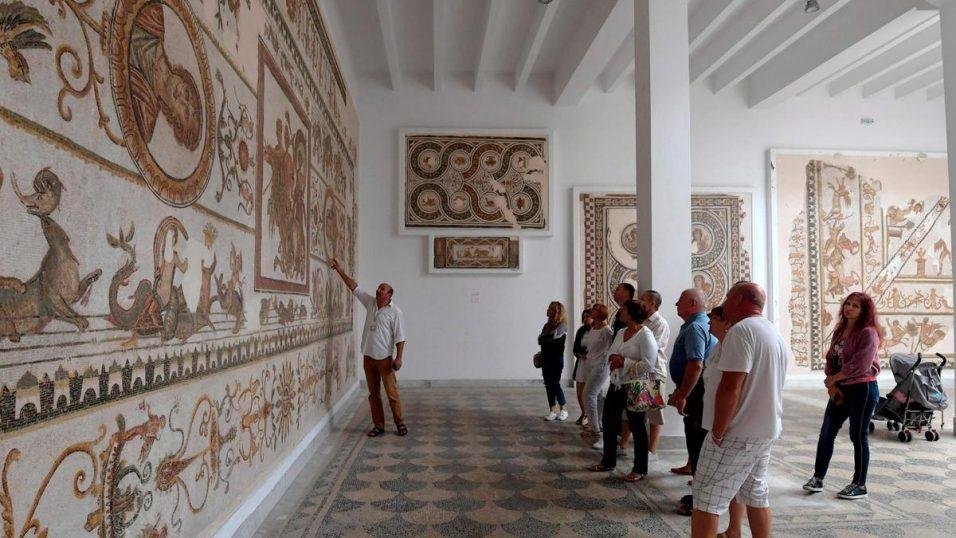 Bardo Múzeum, mozaikgyűjtemény