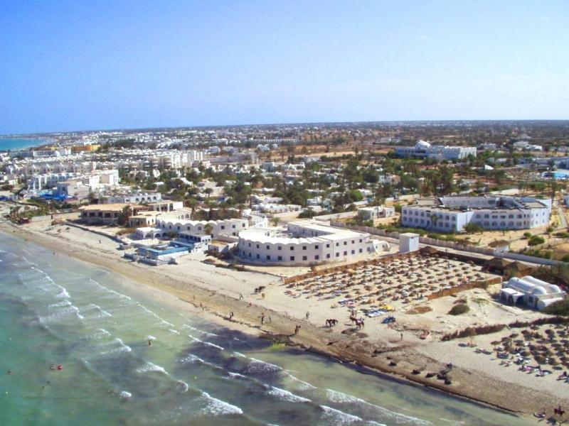 Djerba tengerpartja
