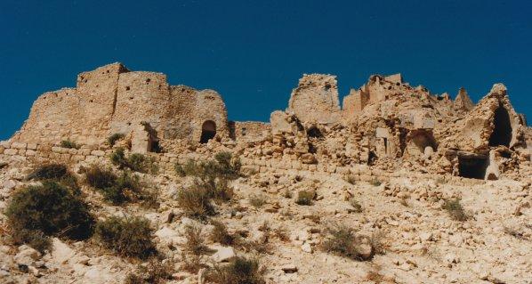 Douiret, hagyományos berber település