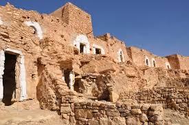 Guermessa - Több ezer éves hegytetőre épült berber falu