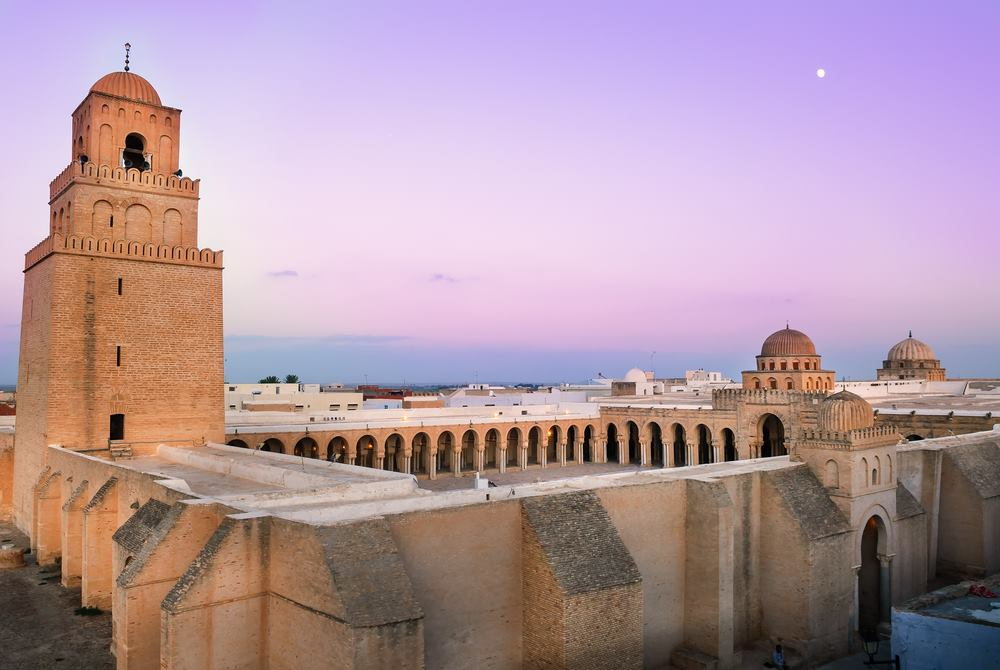 Nagy mecset, Kairouan