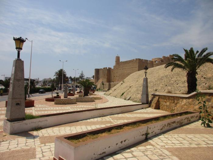 Harthema-ribat, Monastir