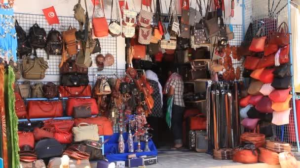 Arab piac Tuniszban