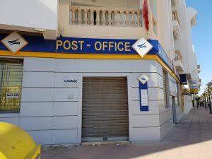 Posta hivatal Tunéziában