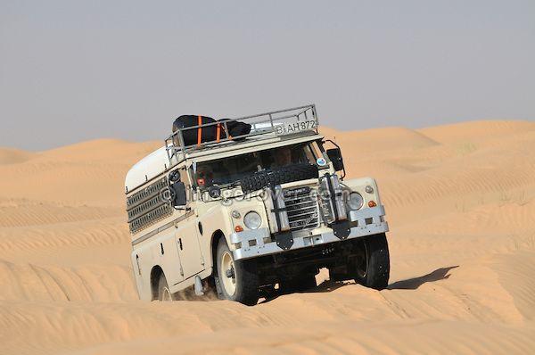 Tunézia sivatagi túra