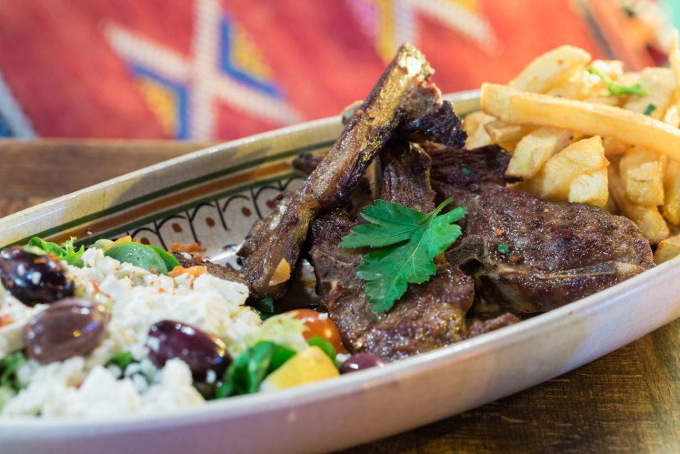 Tunéziai ételek