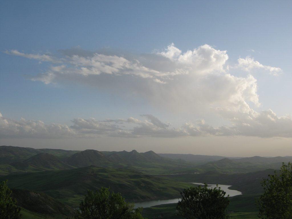 Medjerda folyóvölgy (Észak-Tunézia)