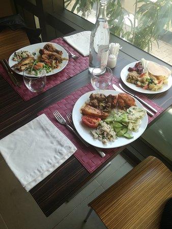 Étteremi fogás Tunéziában
